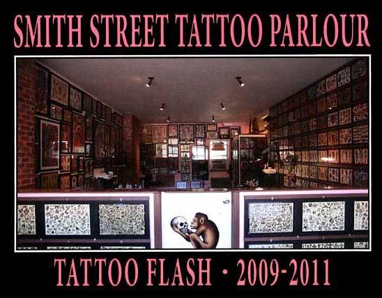 b4a54d25a Smith St. - Tattoo Flash   Gentlemans Tattoo Flash